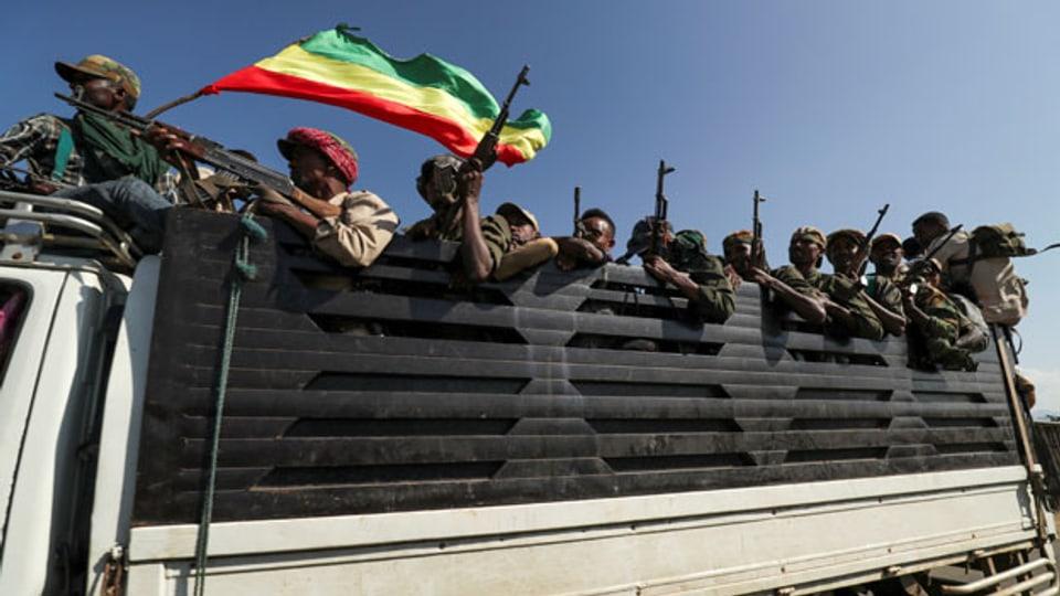 Steht Äthiopien vor einem Bürgerkrieg?
