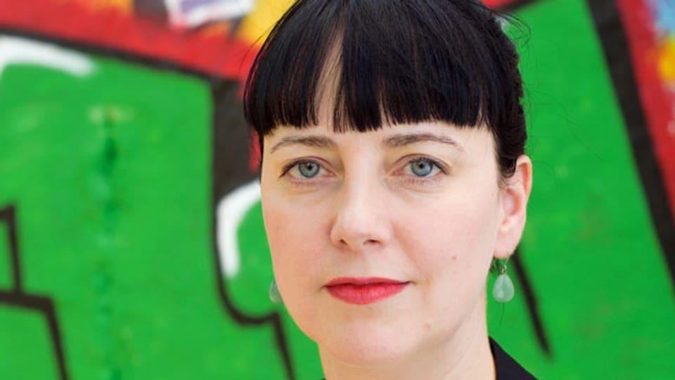 Ulrike Klinger, Professorin für digitale Demokratie an der Europa-Universität in Frankfurt an der Oder und assoziierte Forscherin am Weizenbaum Institut für die vernetzte Gesellschaft in Berlin.