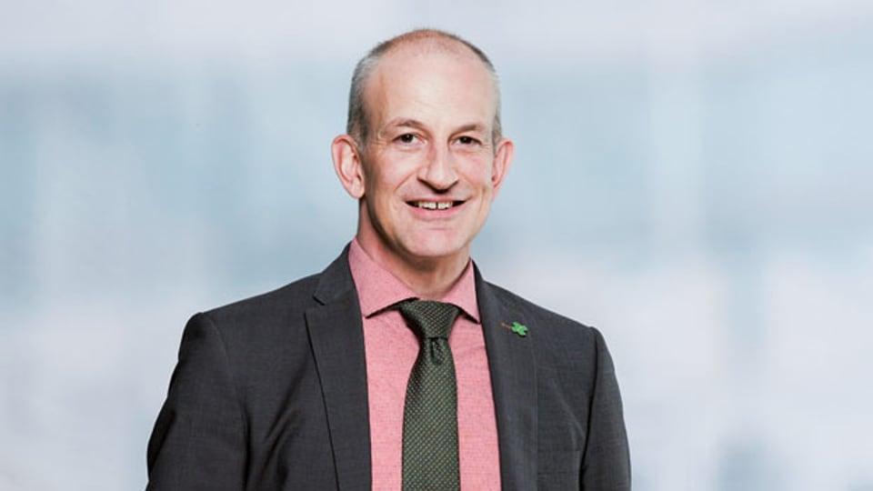 Fabian Vaucher, Präsident des Apothekerverbandes Pharmasuisse.