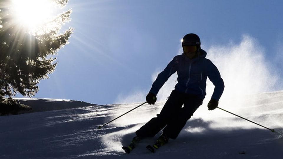 Schweizer Ski-Saison fällt nicht Corona zum Opfer