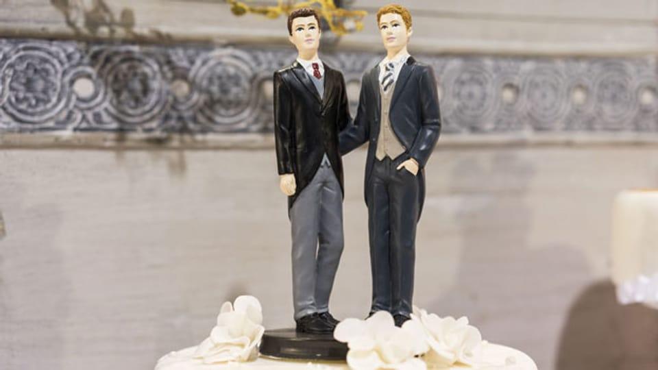 Ständerat sagt grundsätzlich Ja zur der «Ehe für Alle».