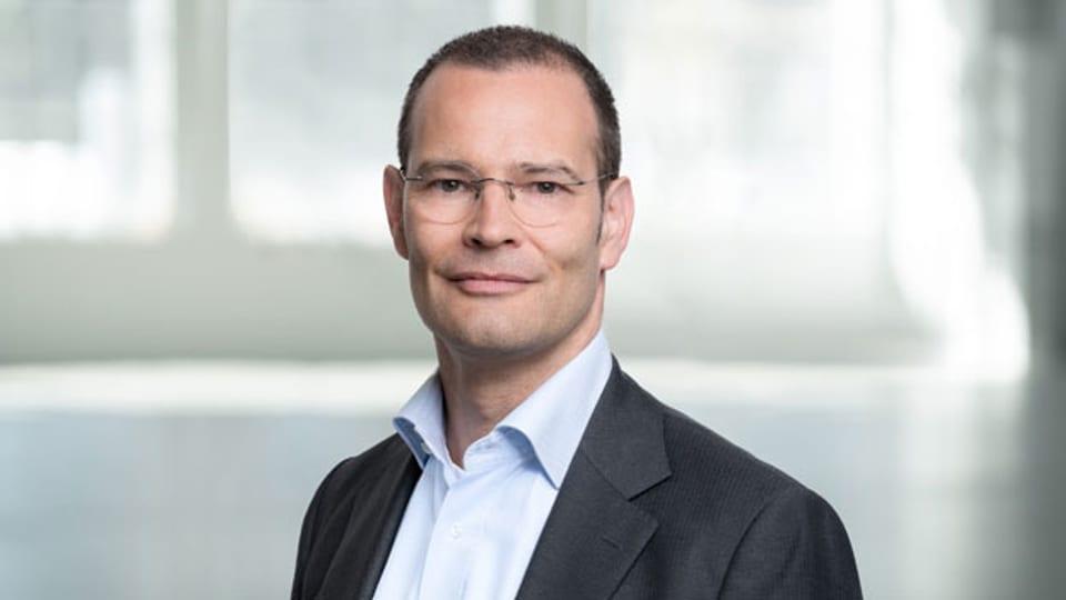 Axpo-Chef Christoph Brand.