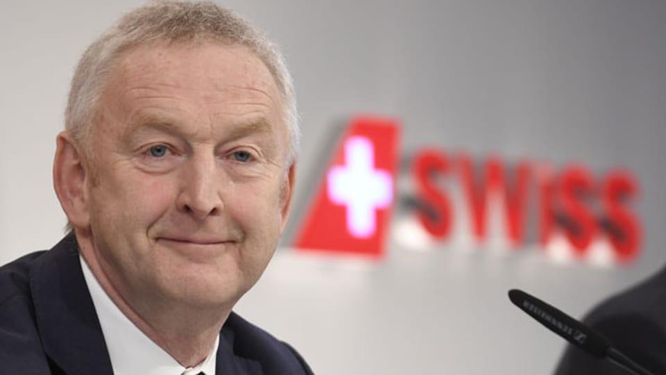 Swiss-Chef Thomas Klühr.
