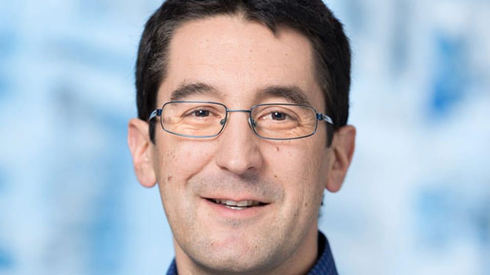 Florian Altermatt ist Professor für Aquatische Ökologie an der Universität Zürich.