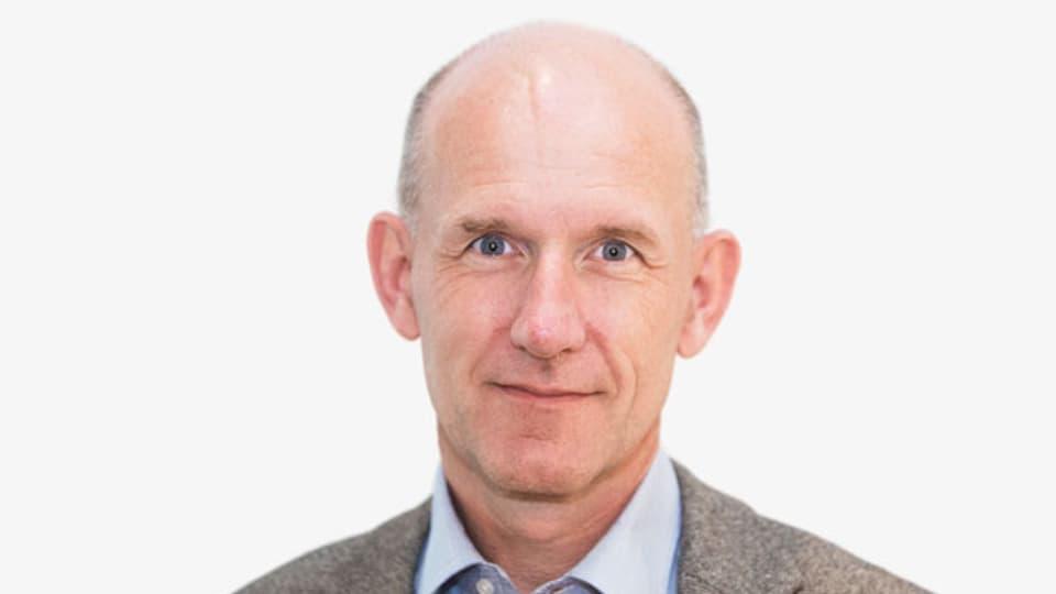 Patrik Wülser, Korrespondent von Radio SRF in Grossbritannien.