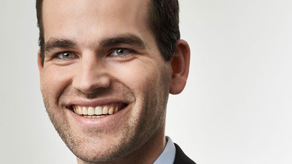 Sebastian Buckup gesprochen, er ist Programmverantwortlicher beim WEF