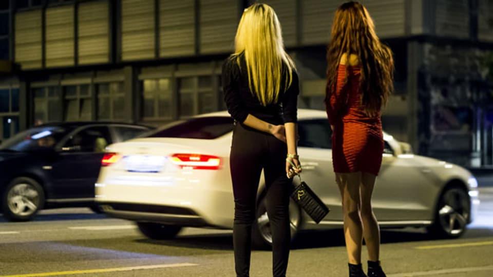 Das Bundesgericht hält nun erstmals fest: Prostitution gilt nicht mehr als sittenwidrig.