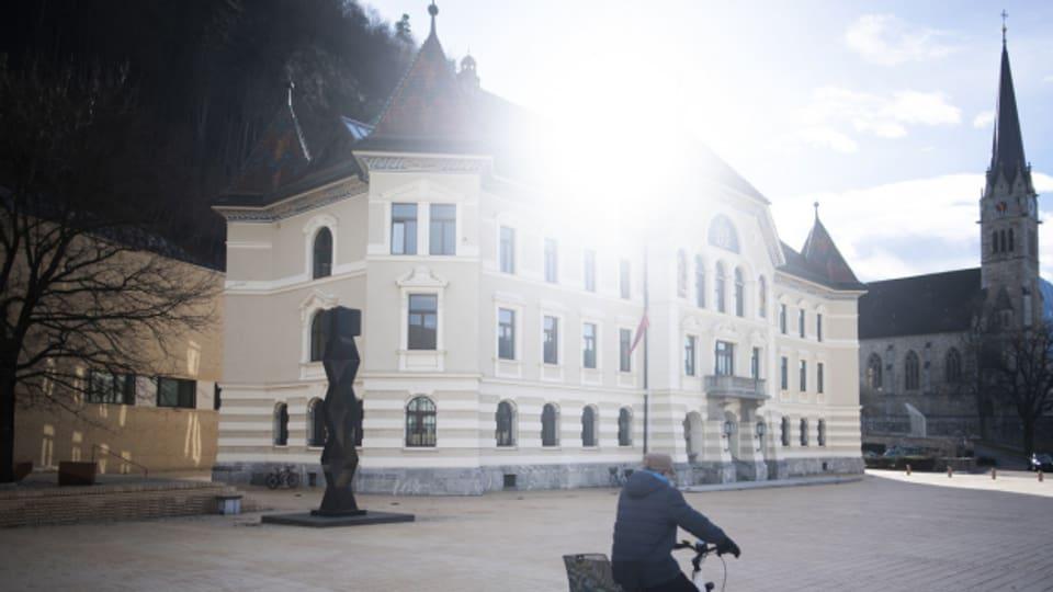 Bei den Wahlen in Liechtenstein kommen beide grossen Parteien auf den gleichen Wähleranteil.
