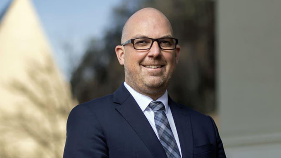 Daniel Risch, der neue Regierungschef von Liechtenstein.