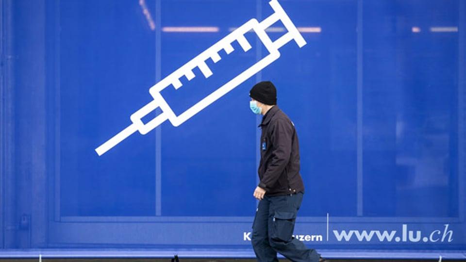 «Freipass» für Geimpfte? Symbolbild.