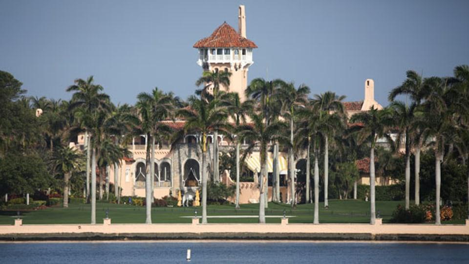 Trump und die diskrete Gesellschaft von Palm Beach