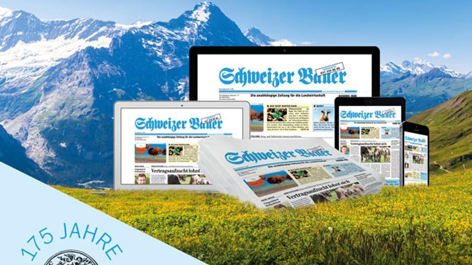 «Schweizer Bauer»: Helfer und Berater für ländliche Bevölkerung