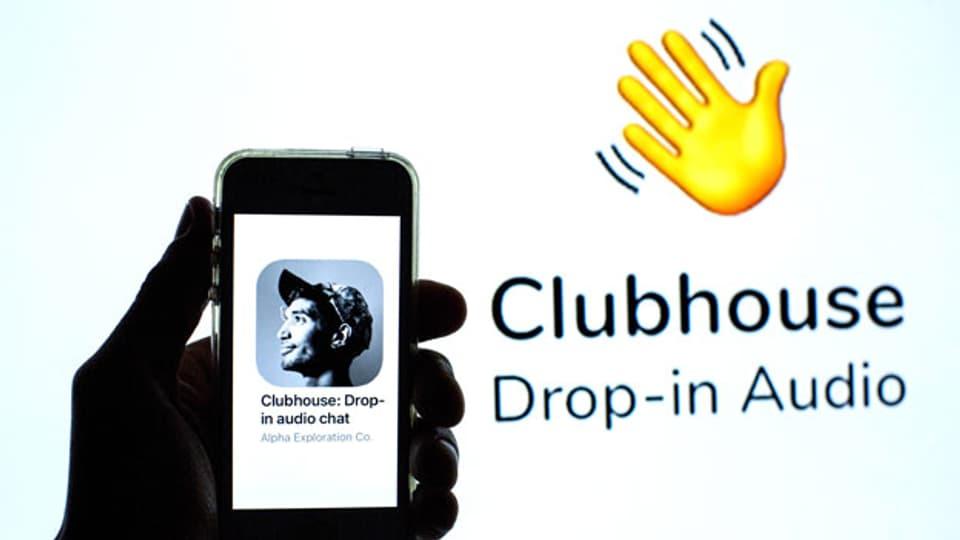 «Clubhouse» - eine unverbindliche Schwatz-App?