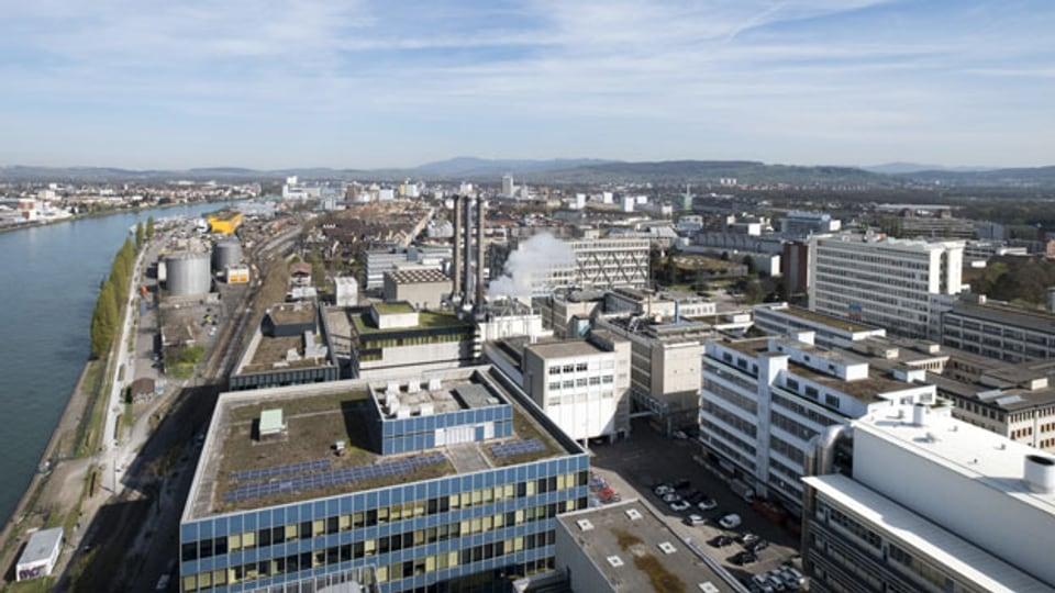 Klybeckplus – ein neues Stadtquartier in Basel