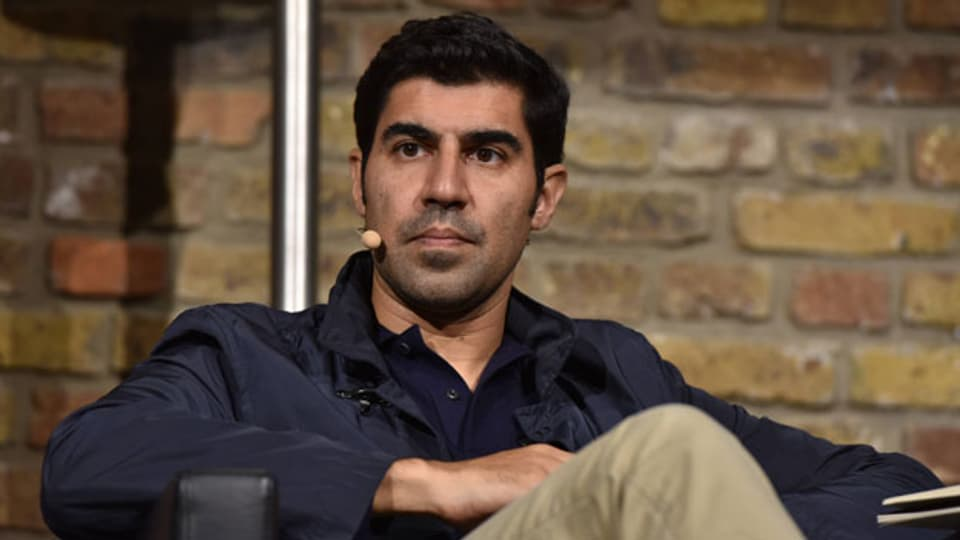 Parag Khanna, indisch-amerikanischer Politikwissenschaftler und Buchautor.