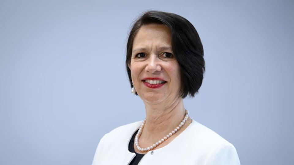 Christine Schraner Burgener.