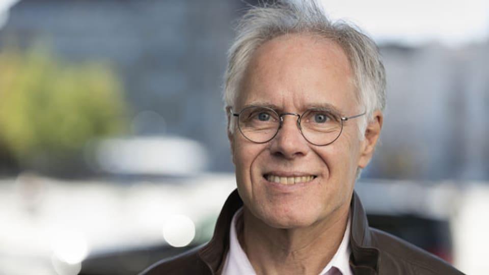 Moritz Leuenberger, Alt Bundesrat. Bild von 2016.