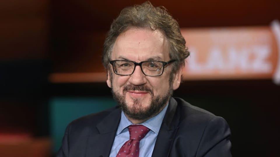 Heribert Prantl, Publizist und ehemaliger Inland-Chef der Süddeutschen Zeitung.