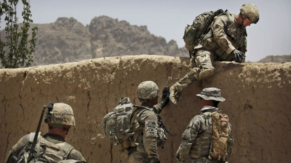 Die USA wollen den internationalen Militäreinsatz in Afghanistan nach fast 20 Jahren beenden.