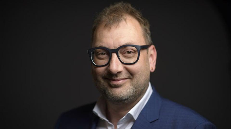 Peter Peyer, Bündner Gesundheitsdirektor und SP-Politiker.