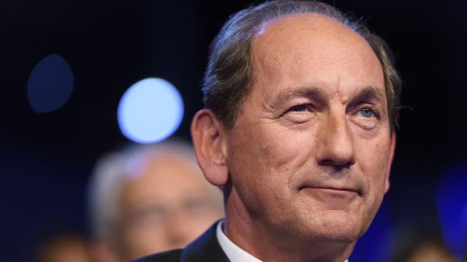 Nestlé-Verwaltungsratspräsident Paul Bulcke.