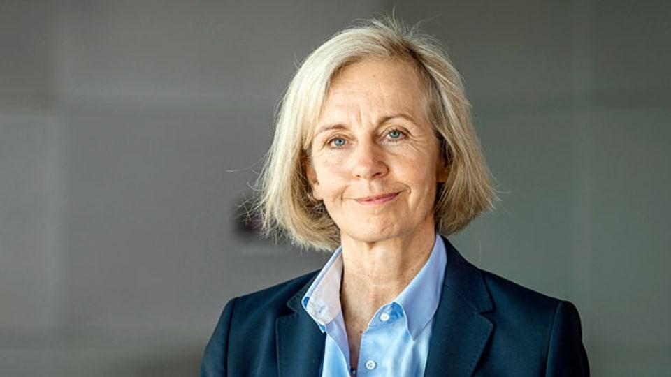 Die deutsche Politologin Ursula Münch sie ist Direktorin der Akademie für politische Bildung in Tutzing bei München.