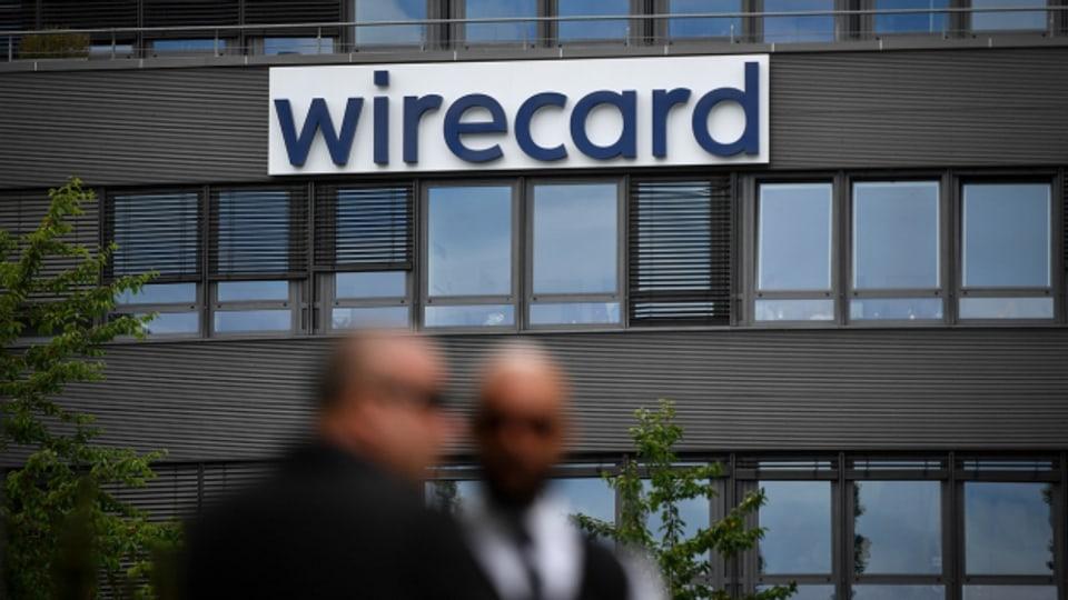 Die deutsche Antwort auf Google und Amazon: Wirecard-Gebäude in Aschheim bei München.