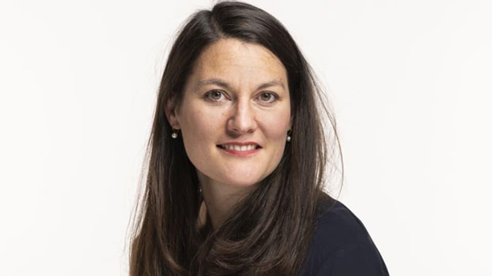 Tiana Angelina Moser, GLP-Fraktionschefin und Präsidentin der Aussenpolitischen Kommission des Nationalrats (APK).