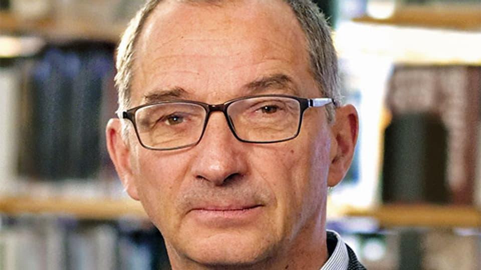 Matthias Dembinski, Projektleiter bei der hessischen Stiftung für Friedens- und Konfliktforschung.