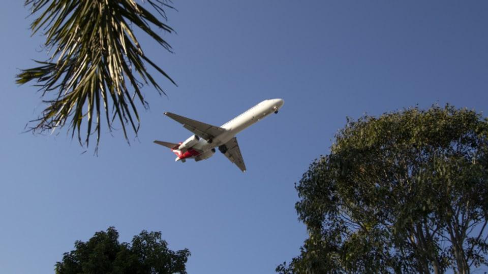 Die australische Regierung droht Einreisenden aus Indien mit fünf Jahren Haft.