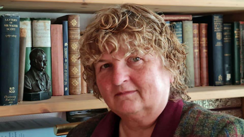 Die Schottland-Expertin Sigrid Rieuwerts leitet das Zentrums für Schottland-Studien an der Uni Mainz.