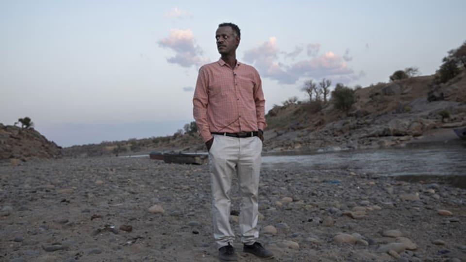 Tewodros Tefera, Arzt in Sudan.