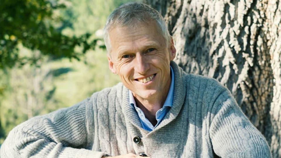 Holzbaupionier Erwin Thoma.
