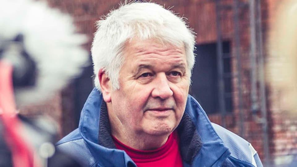 Albrecht Broemme, früherer Chef des deutschen Zivil- und Katastrophenschutzes.