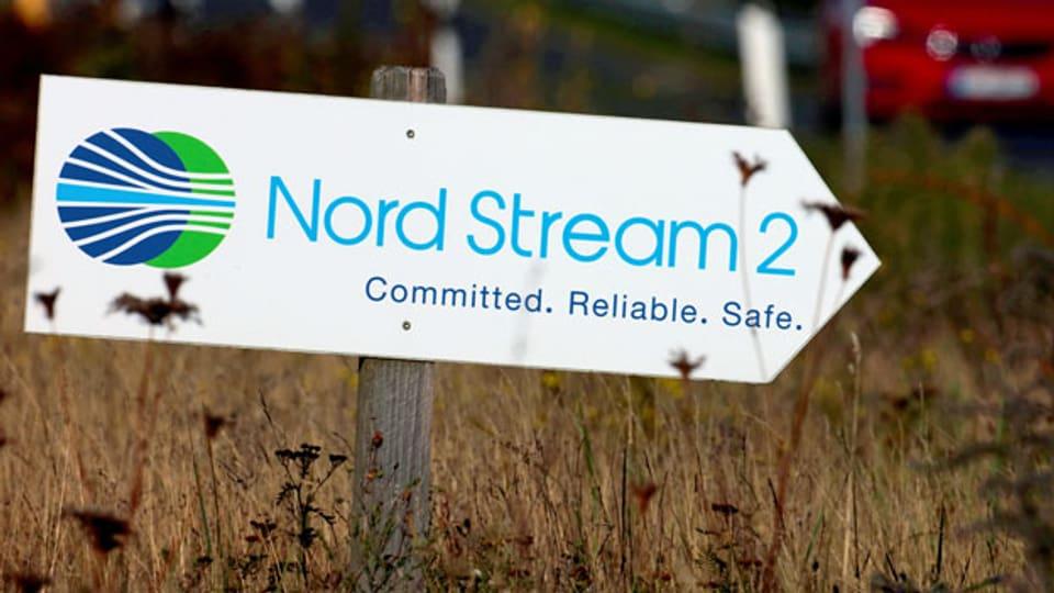 Nord Stream 2: Nach jahrelangem Streit haben die USA und Deutschland einen Durchbruch im Konflikt um die deutsch-russische Pipeline erzielt.