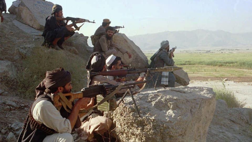 Wer finanziert die Taliban in Afghanistan?