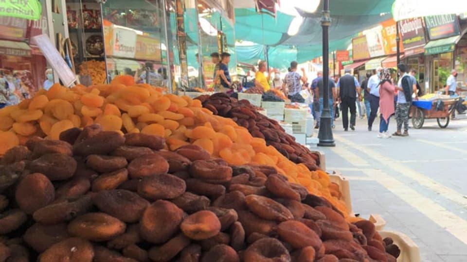 Aprikosen in Malatya - haben die langen Jahre an der Macht die AKP verdorben?