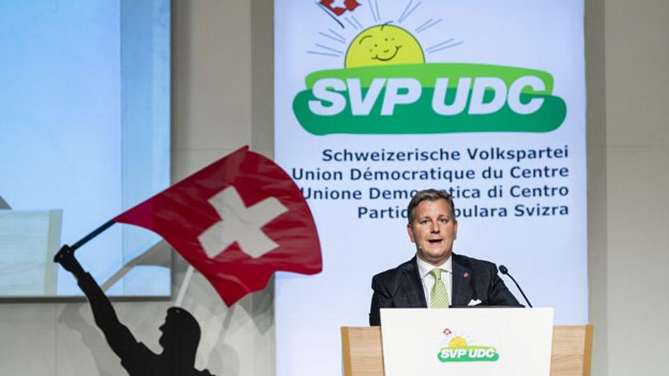 Ins Rollen gebracht hatte den Stein SVP-Präsident Marco Chiesa, der in seiner 1.-August-Rede die Politik der Städte geisselte.