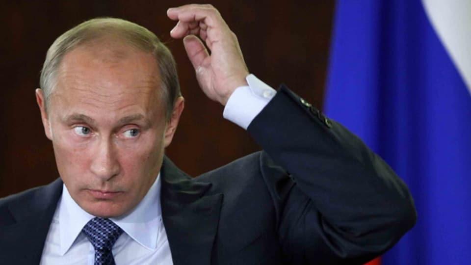 Der Kreml kontrolliert das Parlament auch in Zukunft.