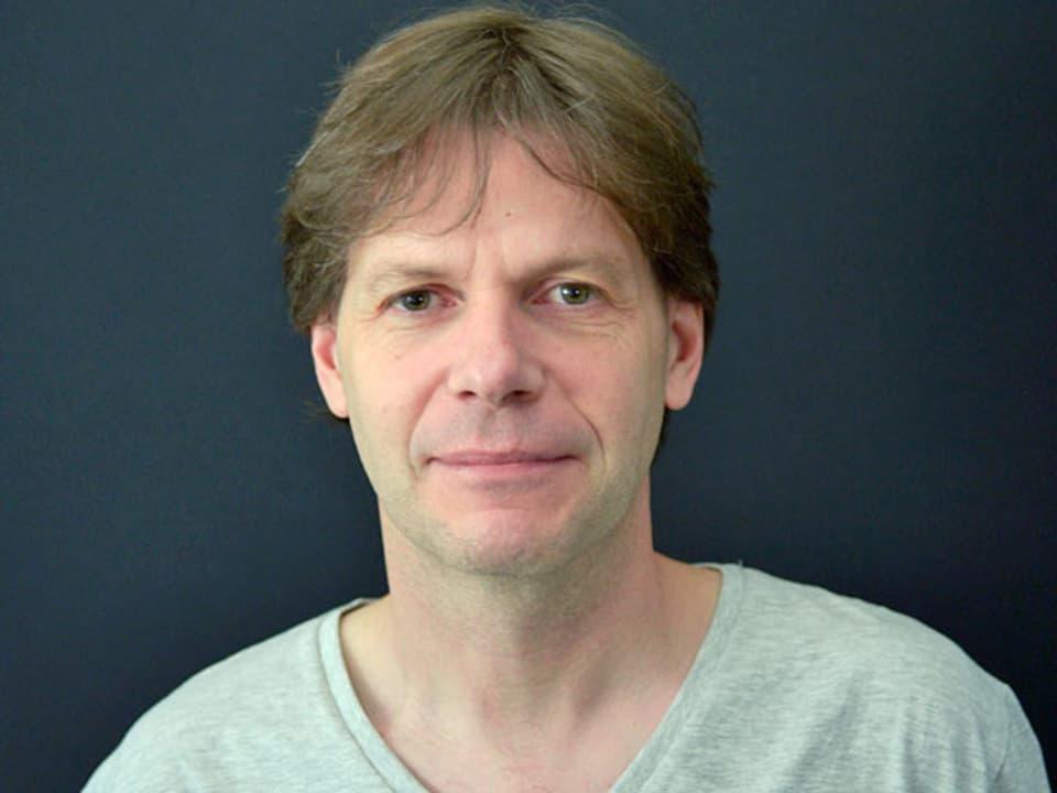 Thomas Nierle, Präsident von Médecins sans frontières Schweiz.