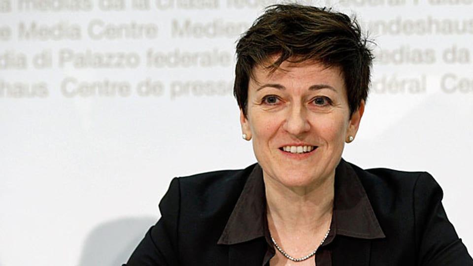 Fedpol-Direktorin Nicoletta della Valle.