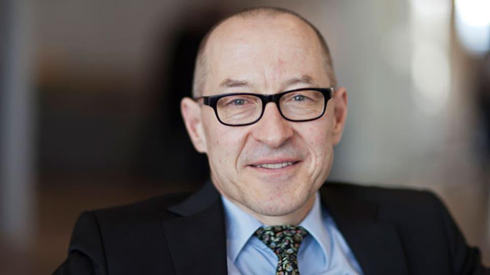 David Bosshart, CEO des Gottlieb Duttweiler Instituts.