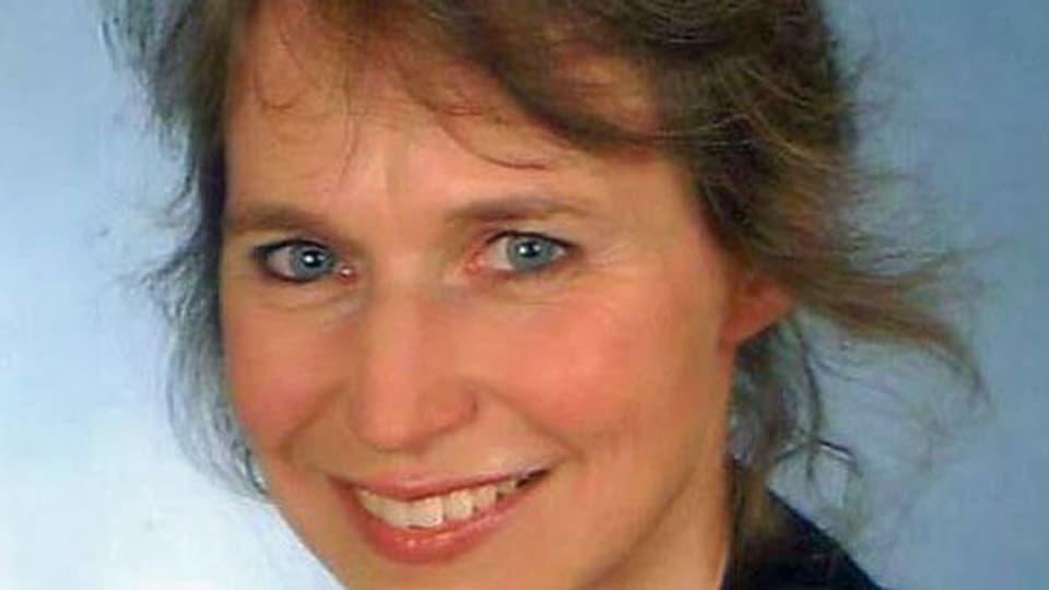 Christine Brombach, Ernährungswissenschaftlerin.