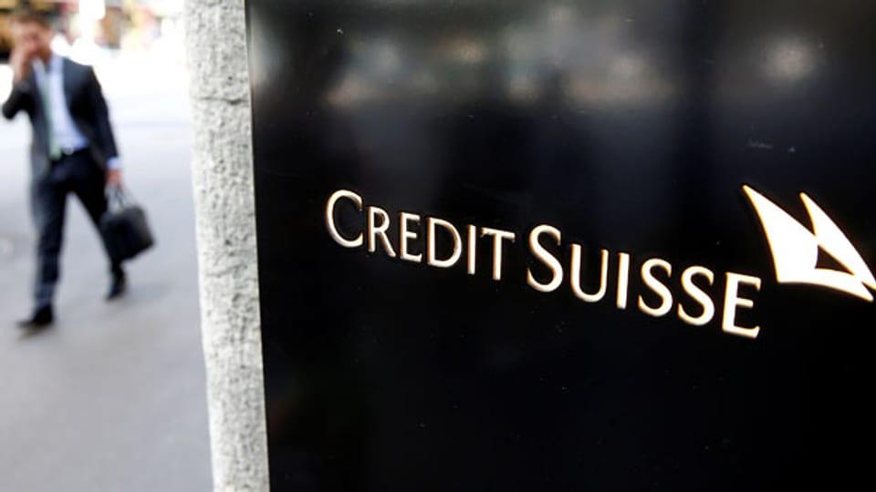 Die Filialen der Credit Suisse sind «bezüglich Steuerangelegenheiten von Kunden» kontaktiert worden.