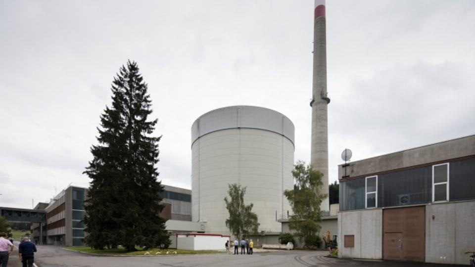 Das AKW Mühleberg wird Ende 2019 abgeschaltet und dann beginnt der komplizierte Rückbau
