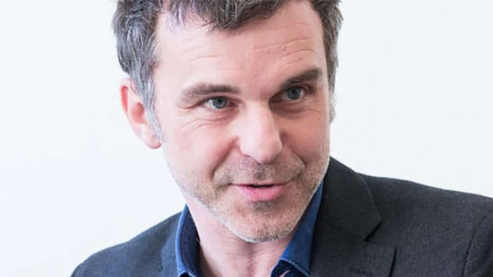 Philippe Bischof, Leiter Pro Helvetia