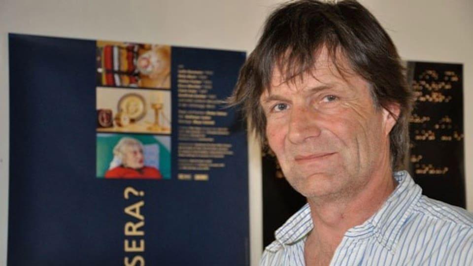 Dieter Fahrer, Regisseur.