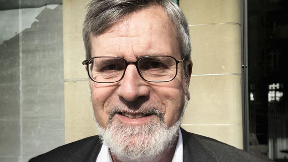 Luzius Mader, stellvertretender Direktor im Bundesamt für Justiz.