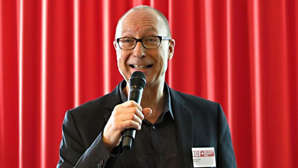 André Golliez.