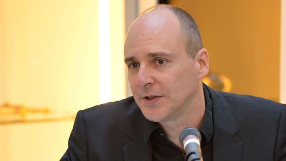 Dr. Stephan Grigat.